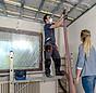 Praxistest Dämmung: Einblasdämmung im Haus