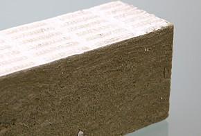 Dämmung Steinwollplatte